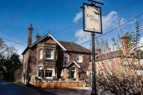 The King John Inn, Tollard Royal, Salisbury SP5 5PS
