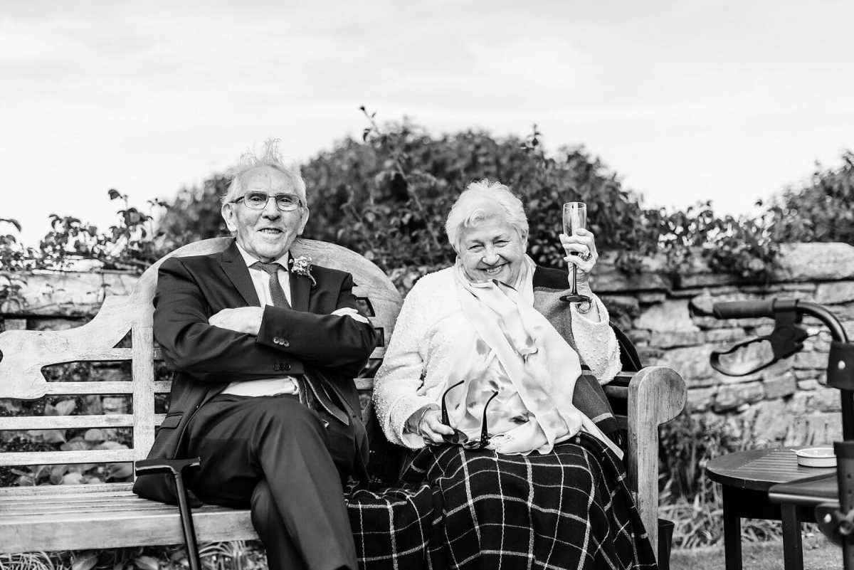 Studland Bay House wedding