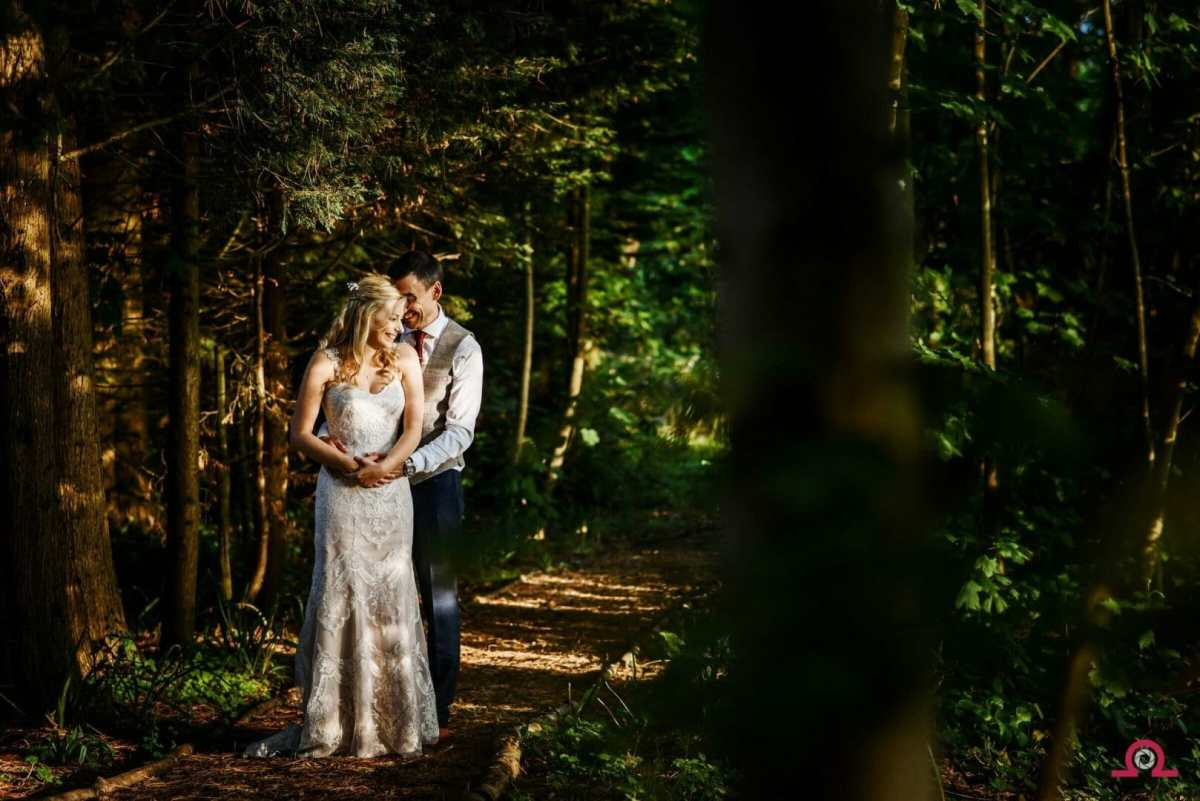 The old vicarage Christchurch wedding photographer
