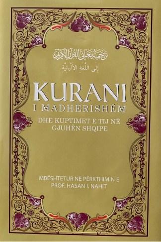 Kurani Shqip Prof.Nahit
