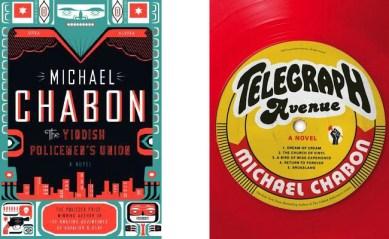 Michael Chabon's The Yiddish Policeman's Union and Telegraph Avenue