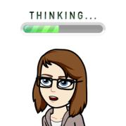 Bitmoji Thinking
