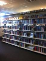 Tidy shelves!