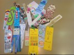 Bookmark design competition entries