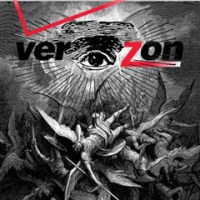 "The NSA puts the ""All Seeing Eye"" back in Verizon"
