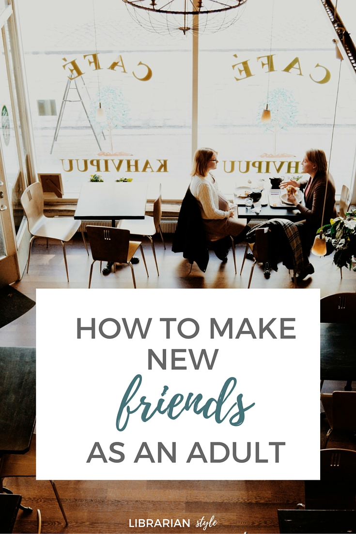 How to Make Friends As an Adult—Even If You're an Introvert photo