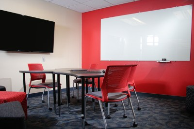 A look at a study room