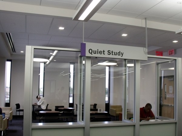 study rooms | The JJC Library