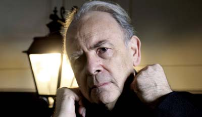 Patrick-Modiano 2012-ben Photo Baptiste Giroudon