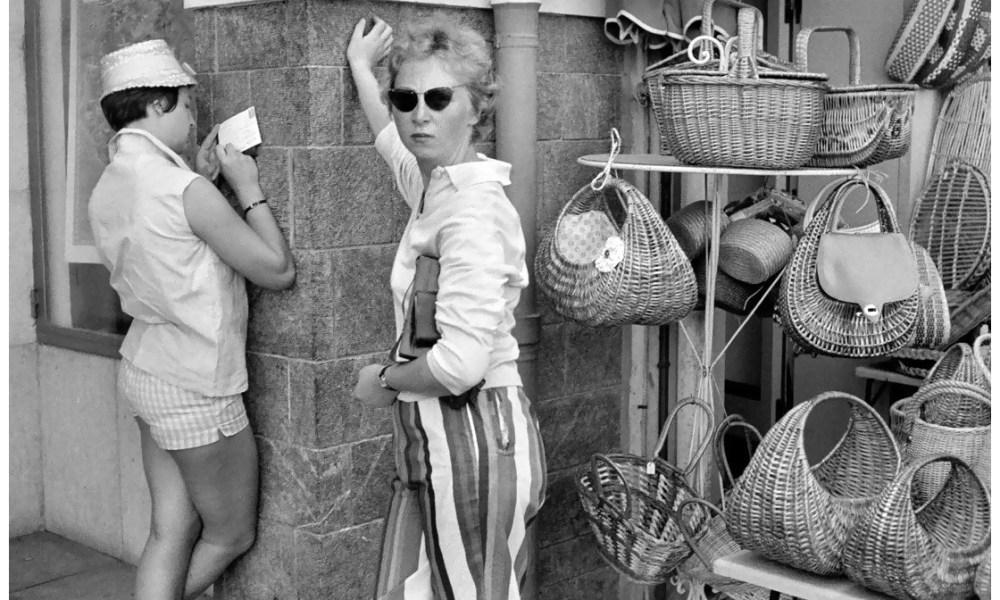 Henri Cartier Bresson: Saint Tropez 1959