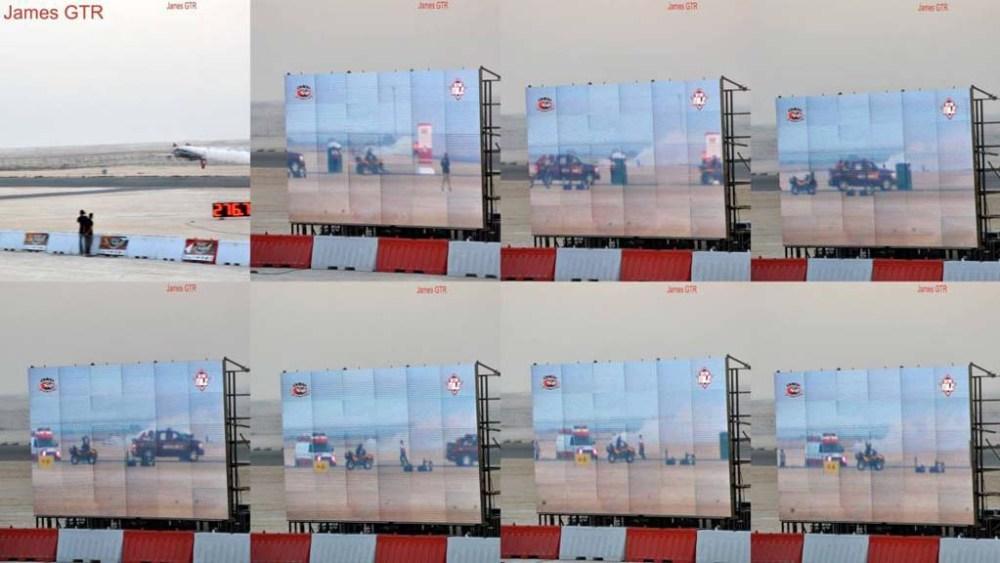 A portál fényképekkel illusztrált közlése szerint a 44 éves pilóta gépe lezuhant.
