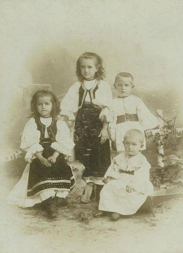 A Cristea-gyerekek