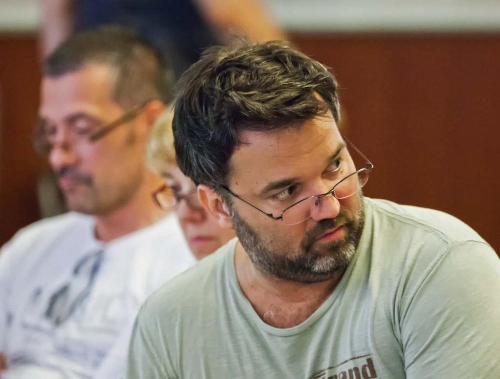 Hevér Gábor, fotó: Mészáros Ferenc