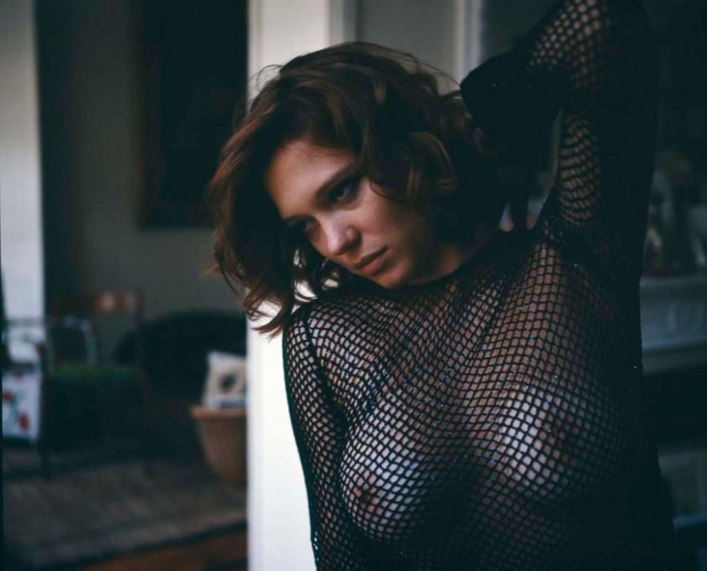 Léa Seydoux, fotó: Platon