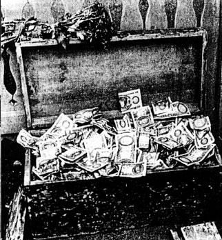 Erdélyi Miklós: Őrizetlen pénz