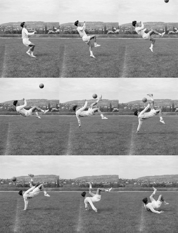 A labdarúgás művészete
