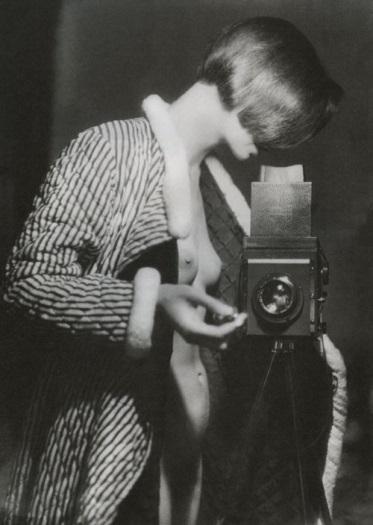 szex, Marianne Breslauer önportréja 1933-ból