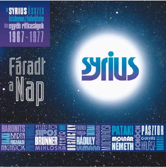 Syrius-Fáradt-a-Nap-CD-Pop-Rock-CD