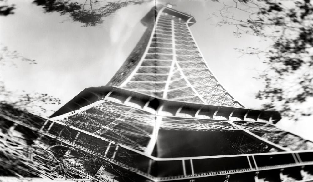 Telek Balázs: Anamorf Paris