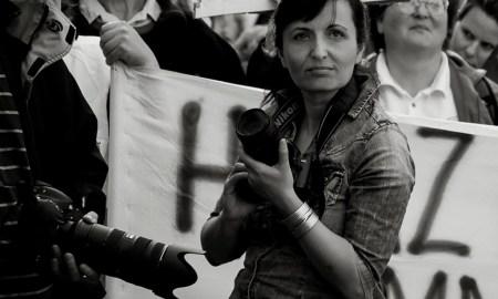 9/11: Today We Are All Americans – interjú Csoszó Gabriella fotográfussal