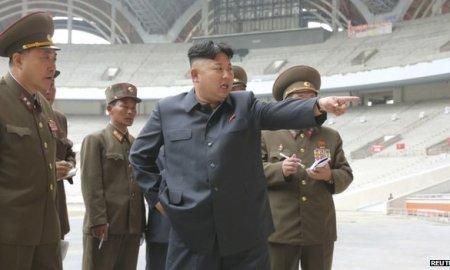 Lars von Trier, Kim Jong-un