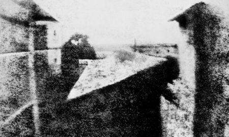világ első fényképe