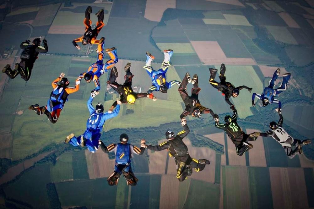 A 8. Wingsuit Boogie Szárnyasruha Nemzetközi Fesztivál és Ma