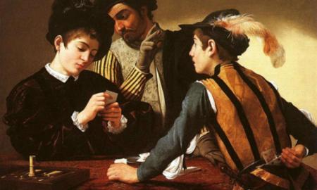 Perbe fogták Caravaggio
