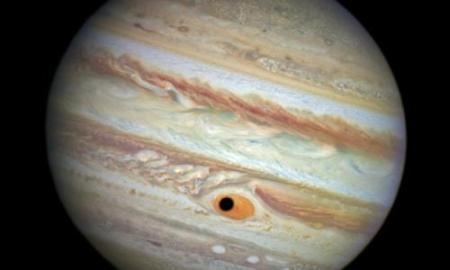 A Jupiternek van szeme