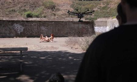 drónpornó