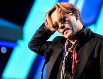 Romániában is fellép Johnny Depp