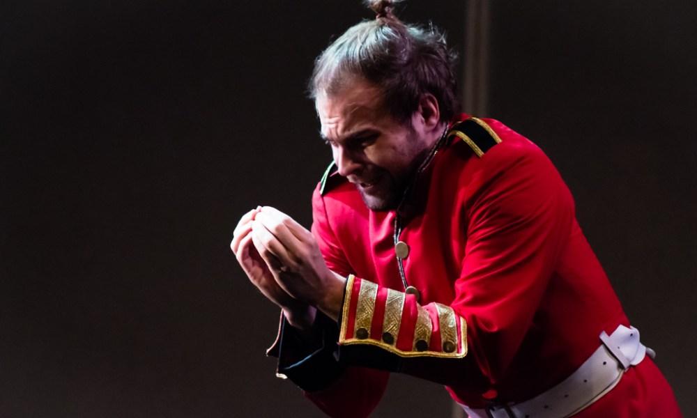 Macbeth a Magyar Színházban - fotó: Csata Judit