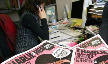 A humorérzéket számon kérni nem lehet - Charlie Hebdo