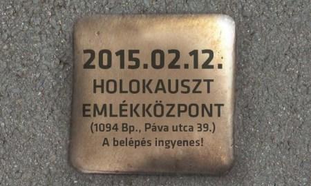 holokauszt emlékév