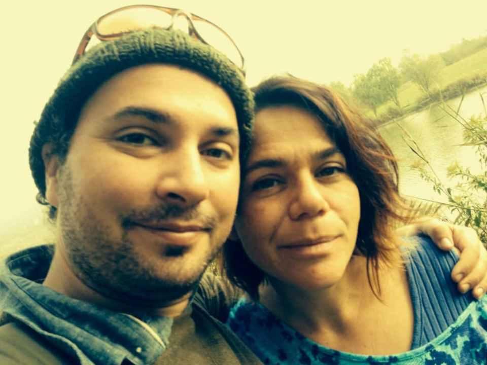 Virág és Tibor, Fotó: Weiner Sennyey Tibor
