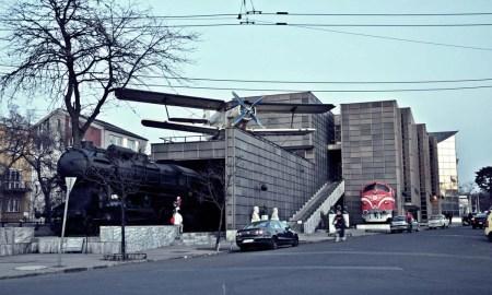 közlekedési múzeum