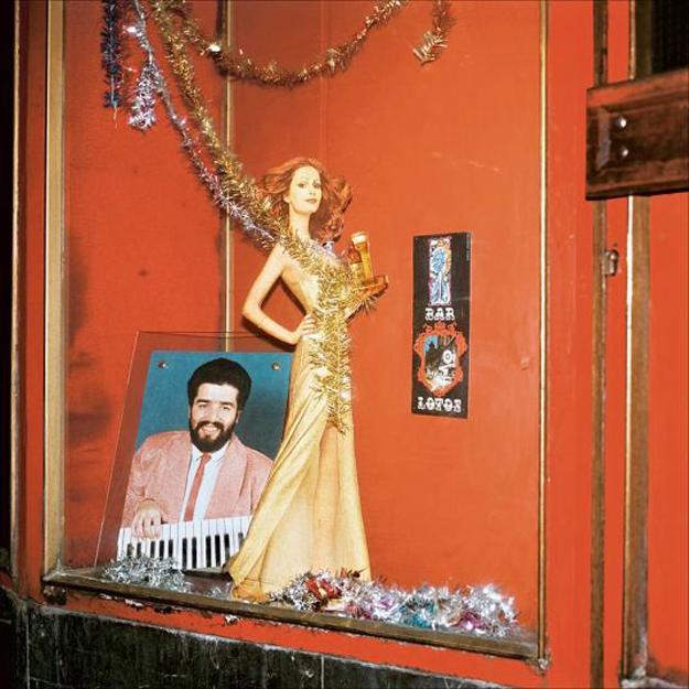 Belgrád, 1989, nightclub