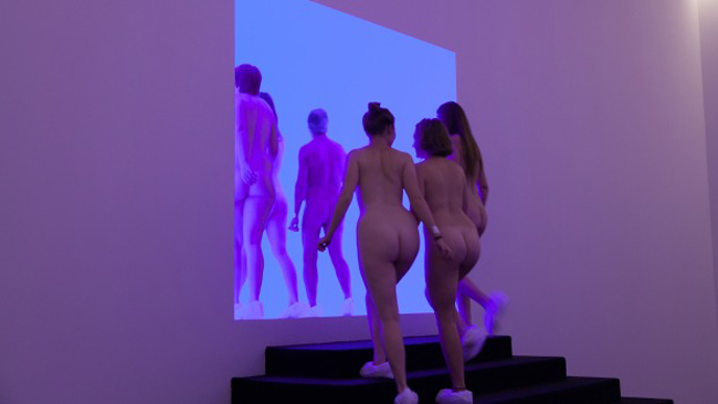 http://www.canberratimes.com.au/act-news/canberra-life/art-lovers-visit-james-turrell-in-the-nude-as-first-naked-tours-hit-the-national-gallery-of-australia-20150402-1mdaoh.html