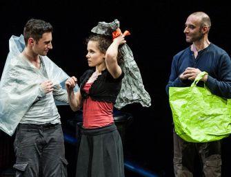 Aszta! Színház! – Hamupipőke: Ciróka Bábszínház