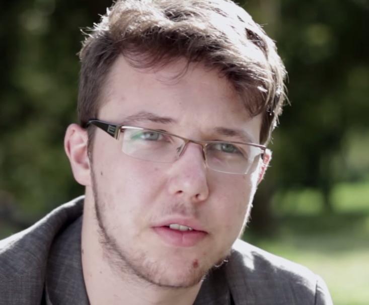 Polák Péter (Forrás: József Attila Kör)