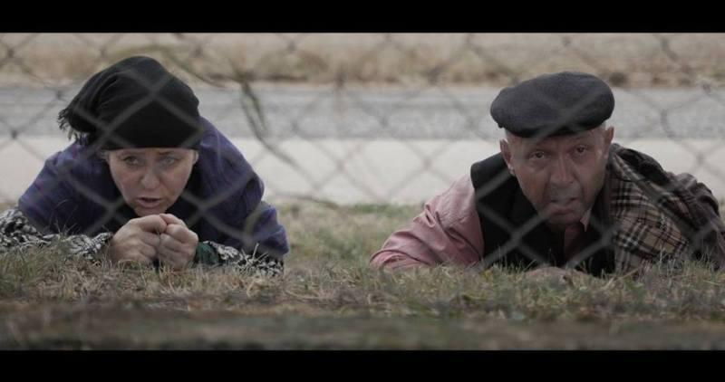 Módri Györgyi és Lengyel Ferenc a Szeretföldben - Ladányi János felvétele