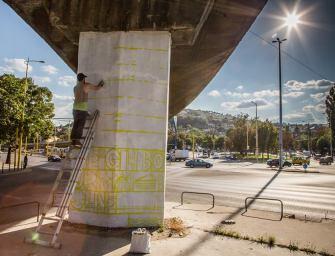 Új falfestményeket kap Budapest