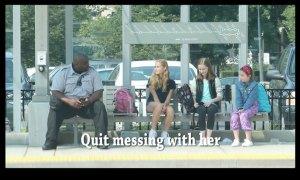 iskolai zaklatás