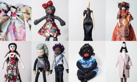 Dolls for UNICEF