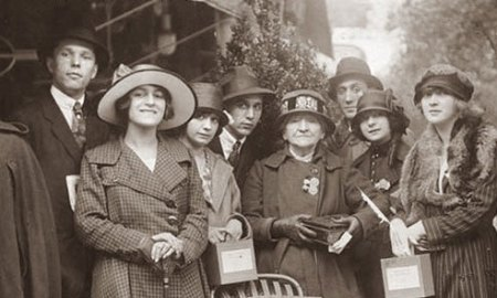 N/Ők is hősök - Magyar női sorsok az I. világháborúban