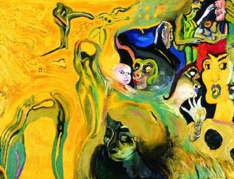 Londonban lesz kiállítása az egyik legjobb magyar animáció-festőnek!