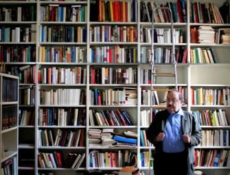Nézd meg Umberto Eco fantasztikus könyvtárát!