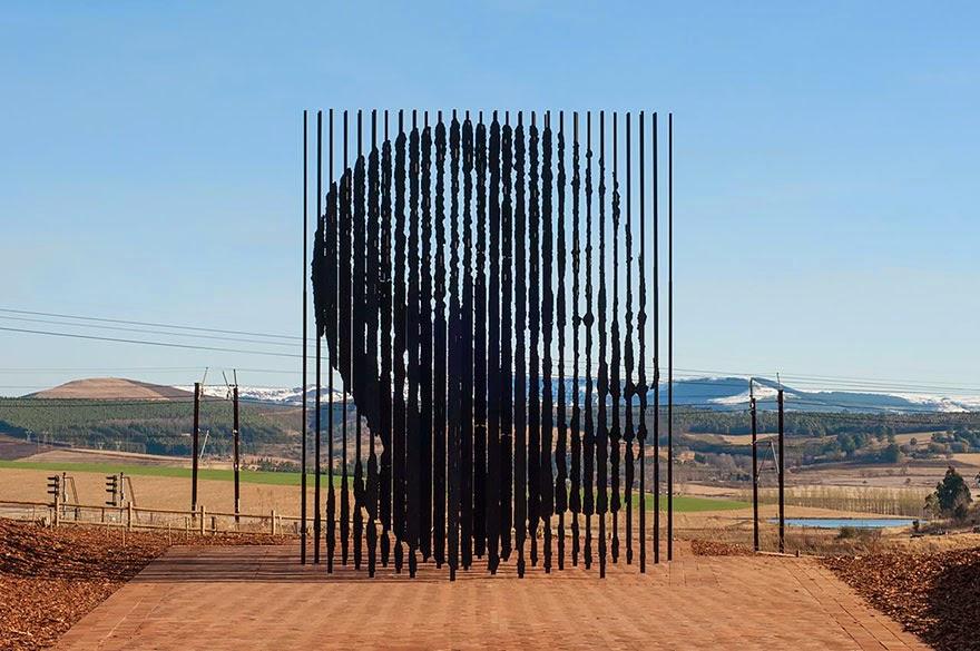 Mandela, Dél-Afrika
