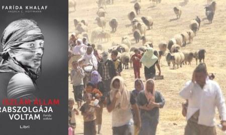farid khalaf az iszlám állam rabszolgája libri
