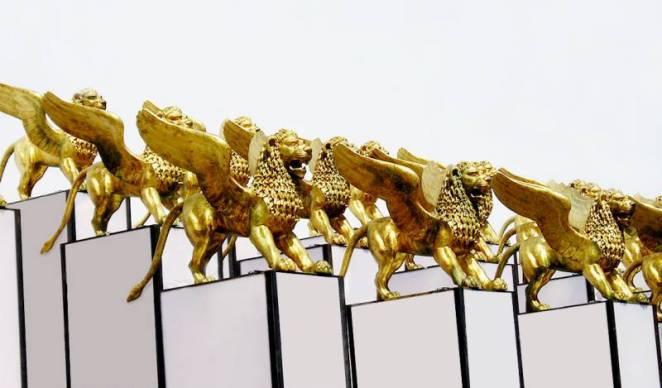 arany oroszlán velence